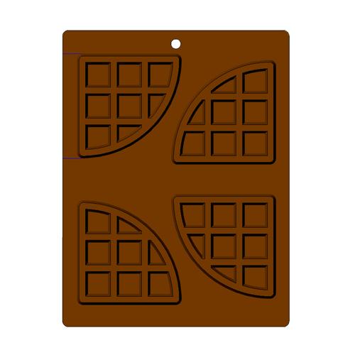 תבניות ליציקת שוקולד-רויאל