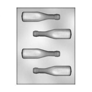 תבנית לשוקולד בקבוק יין בינוני 90-12231
