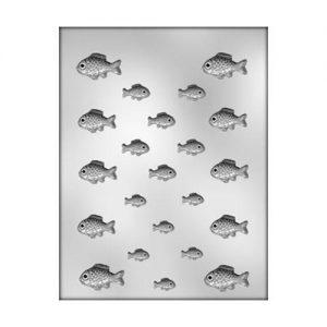 תבנית לשוקולד דגים 3 90-12849