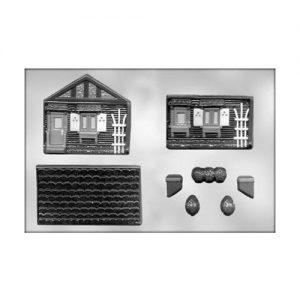 תבנית לשוקולד בית X2 90-13640