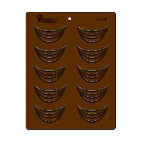 תבנית שוקולד רויאל מלמלה #1035