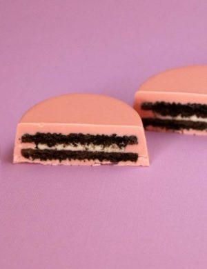 תבנית לשוקולד אוראו חצוי