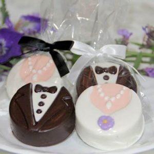 תבנית לשוקולד אוראו חתן כלה