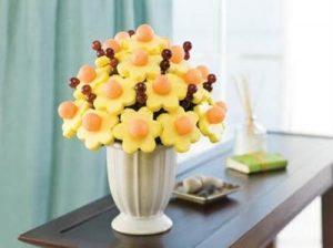 חותכן עוגיות פרח