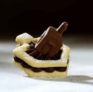 עוגית-סביבון + חותכן עוגיות סביבון