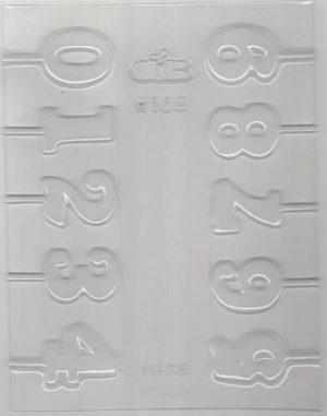 """מספרים על מקל מק""""ט 168"""