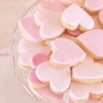 חותכן עוגיות לב