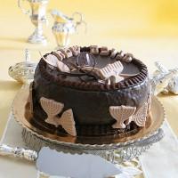 עוגת חנוכה מרשימה